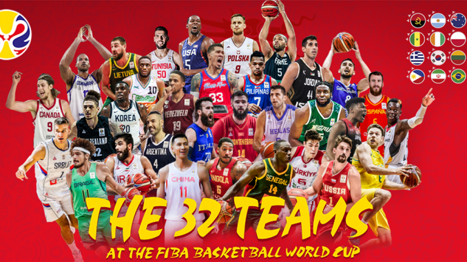 what is fiba basketball world cup