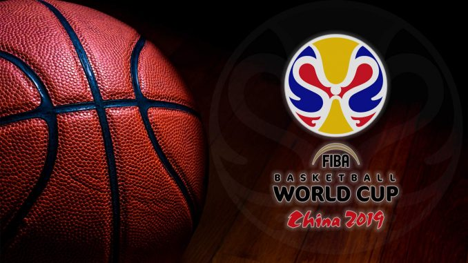Basketball world cup 2019 groups