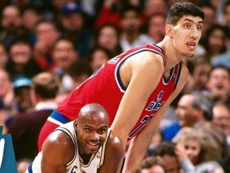 Tallest NBA players ever