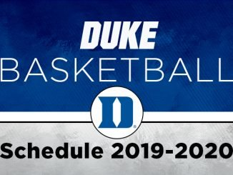 Duke Basketball Schedule