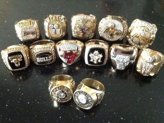 Who has the most NBA rings?