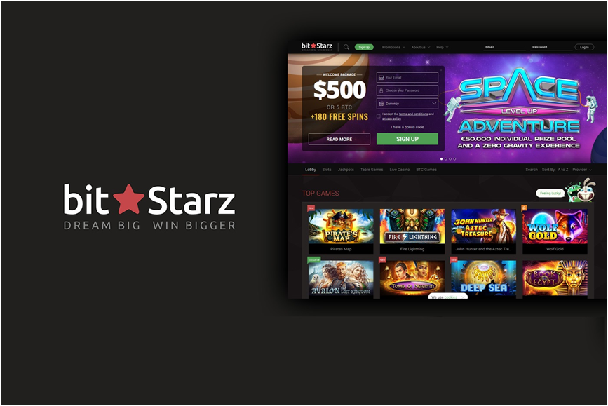 Review of Bitstarz