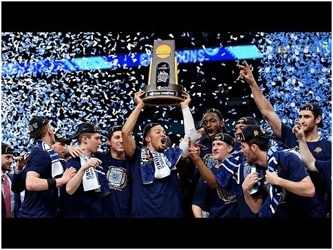 Who won the NCAA basketball championship in 2018?